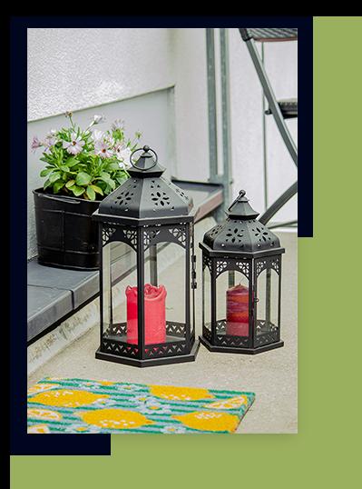 Balcony Lamps