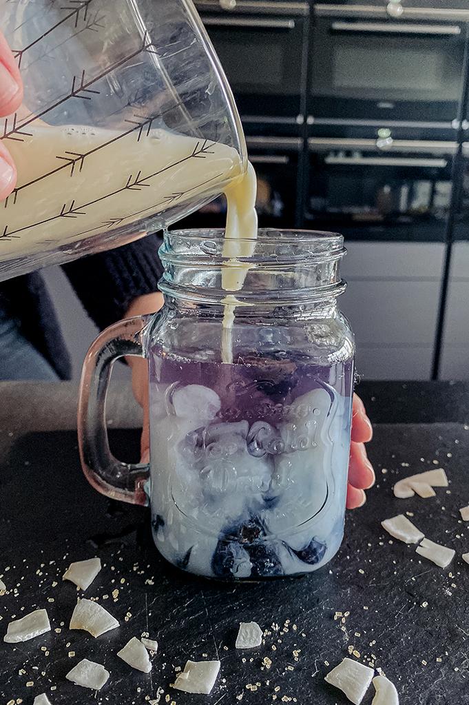 Blue Drink TikTok