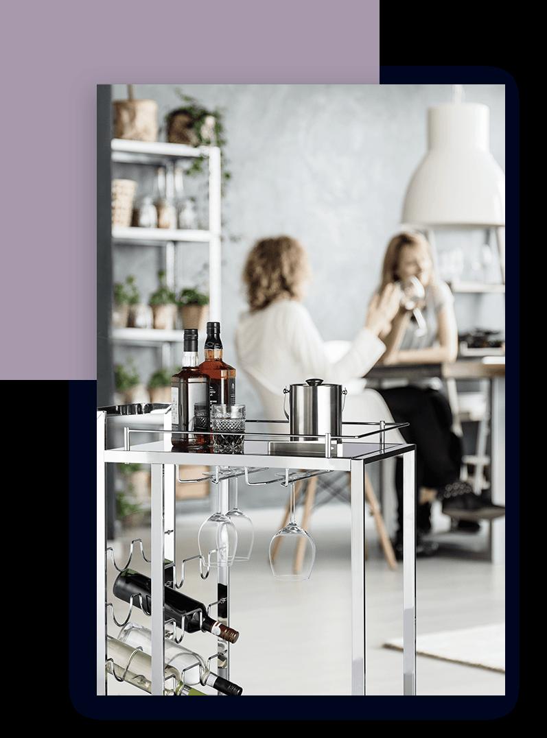 Cart Kitchen