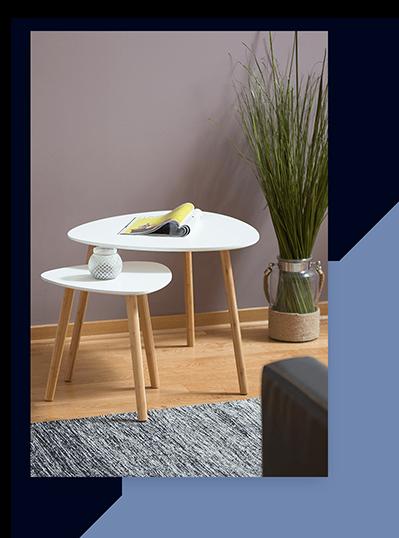 Scandi Side Table