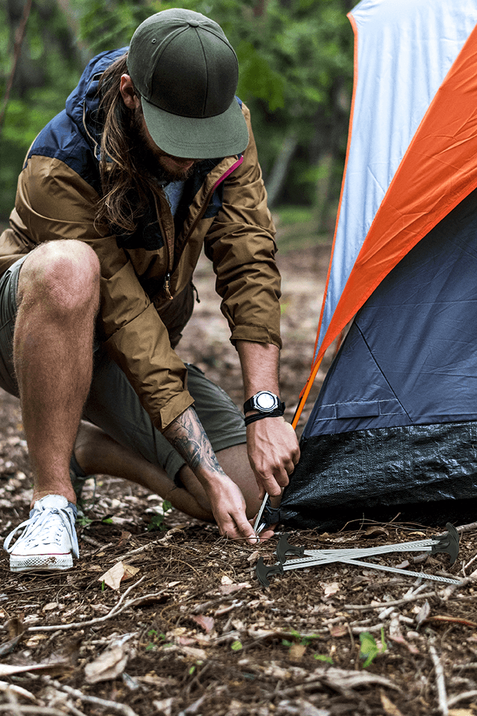 Kategorie Camping