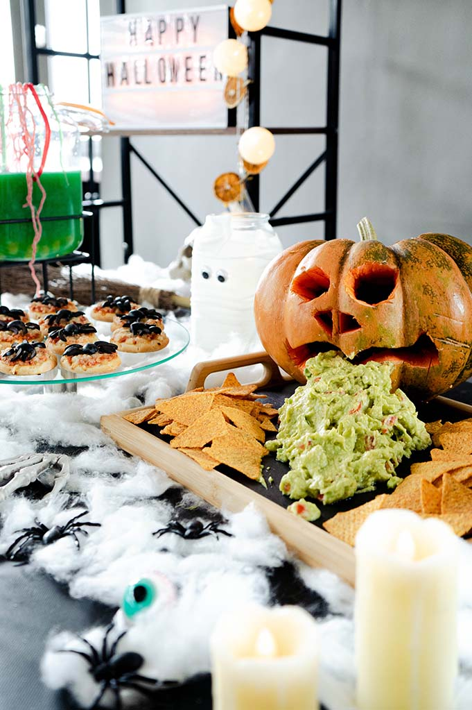 Kategorie Halloween Buffet