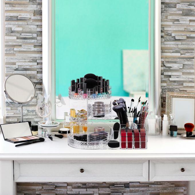 Categorie Opbergsystemen voor make up