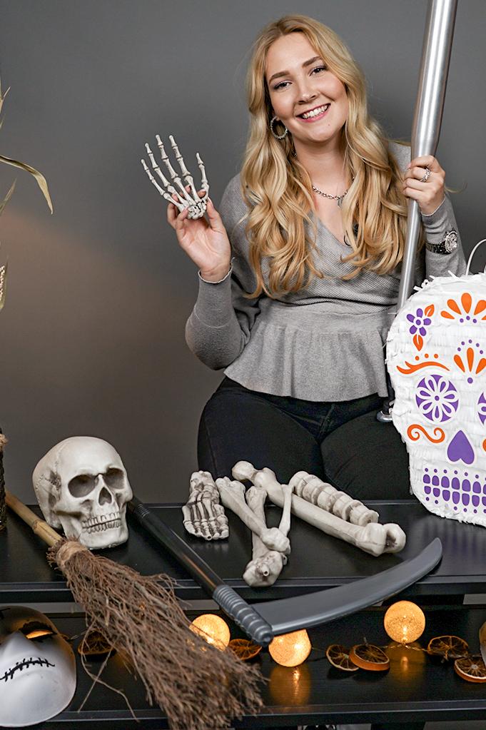 Kategorie 5 für Halloween