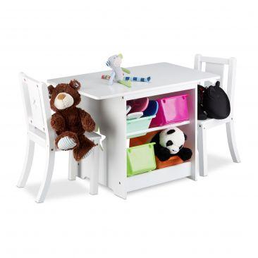 Kindersitzgruppe mit Spielzeugaufbewahrung kaufen