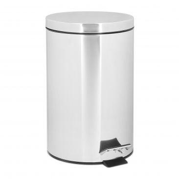 Treteimer 12 Liter aus Edelstahl kaufen