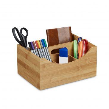 Schreibtischorganizer für Schere, Stifte & Zettel