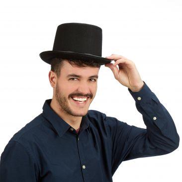 Zylinderhut für Zauberer und Gentleman