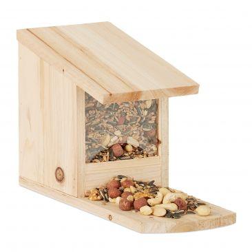 Eichhörnchen Futterhaus zum Stellen für Draußen