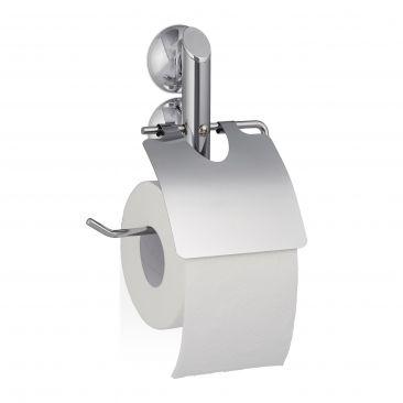 Toilettenpapierhalter ohne Bohren mit Saugnapf