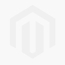 Table d'appoint ronde console chrome