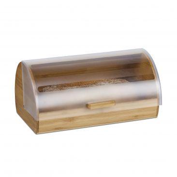 Rollbrotkasten mit leichtgängigem Rolldeckel