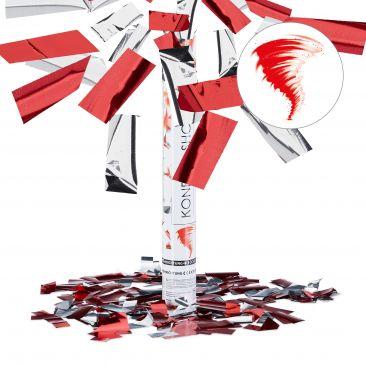 Party Popper rot -silber online kaufen
