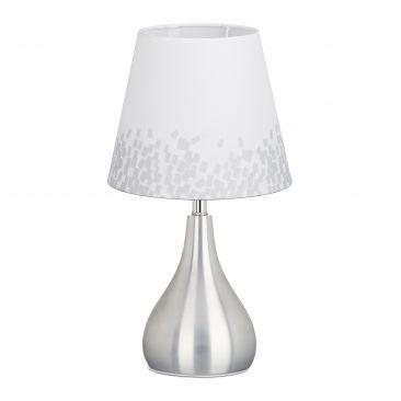 Tischlampe weiß online bei relaxdays kaufen