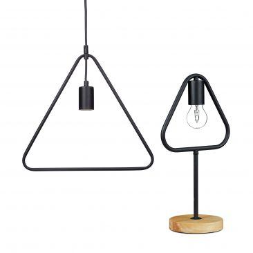 Set de dos lámparas KONTUR, Juego de lámparas de mesa, Lámparas de escritorio