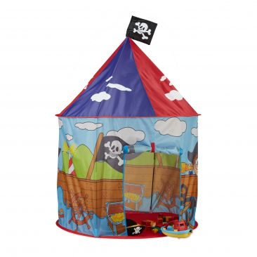 Piraten Spielzelt für Kinder Gesamtansicht
