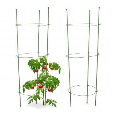 Rankhilfe Tomaten 2er Set Gesamtansicht