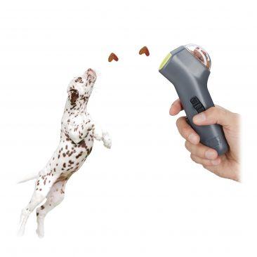 Leckerli Pistole für Hunde Gesamtansicht