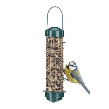 Vogelfutterstation zum Aufhängen Gesamtansicht
