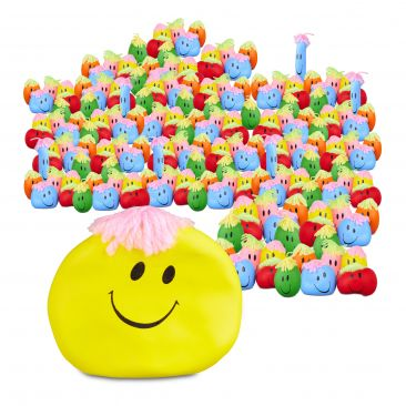 192er Set Knautschbälle zum Stressabbau Wut-Ball zum Verformen Anti-Stress-Ball