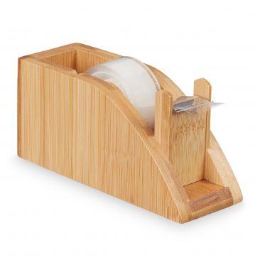 Abroller Bambus Gesamtansicht