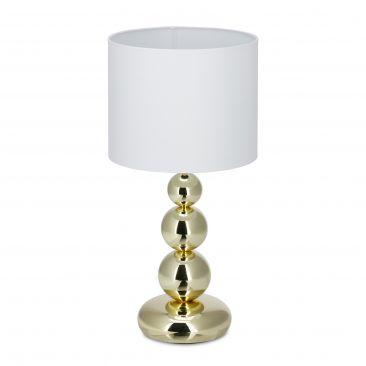 Tischlampe Gold Gesamtansicht