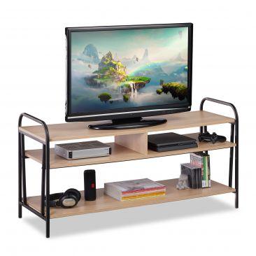 TV Schrank Industrial Gesamtansicht