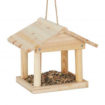 Vogelhaus zum Aufhängen Gesamtansicht