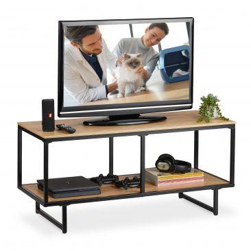 TV Lowboard Industrial Gesamtansicht