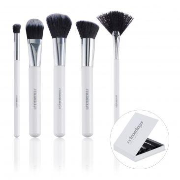 Makeup Brushes Set of 5