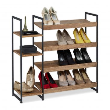 Shoe Rack for 15 Pairs