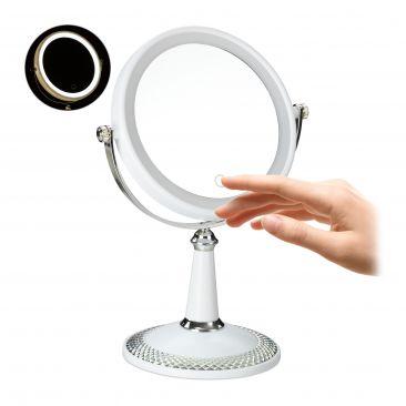 LED Illuminated Makeup Mirror