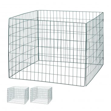 Mesh Compost Bin Pack of 3