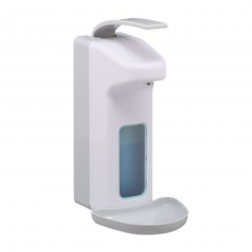 Dispensador jabón pared 1000 ml