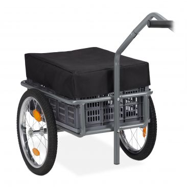 Bike Trailer with Cover