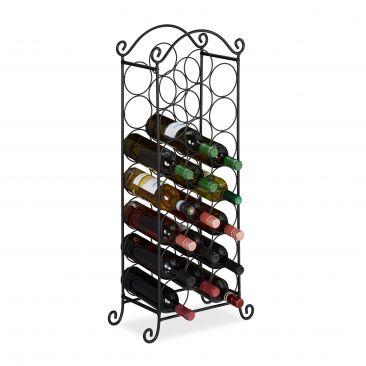 Weinregal für 21 Flaschen