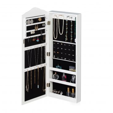 Jewellery Case with Mirror