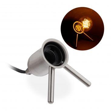 Tischlampe Metall
