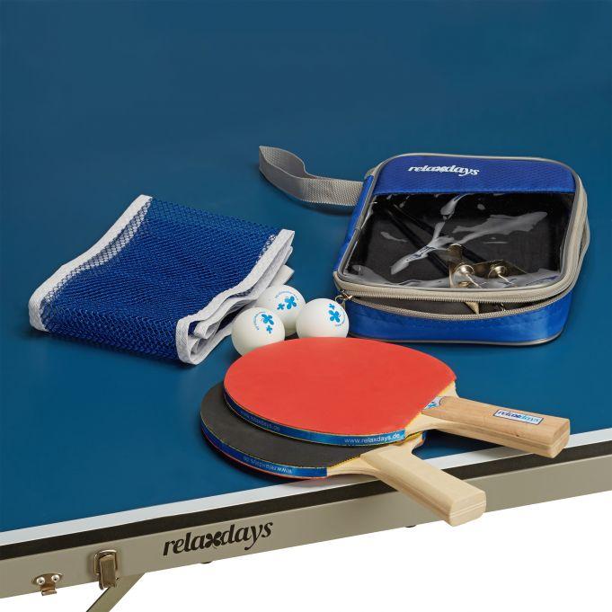 Tischtennis-Set 2 Sterne3