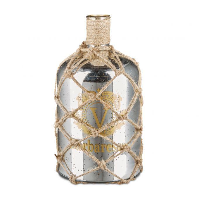 Deko Flasche SPARROW Shabby3