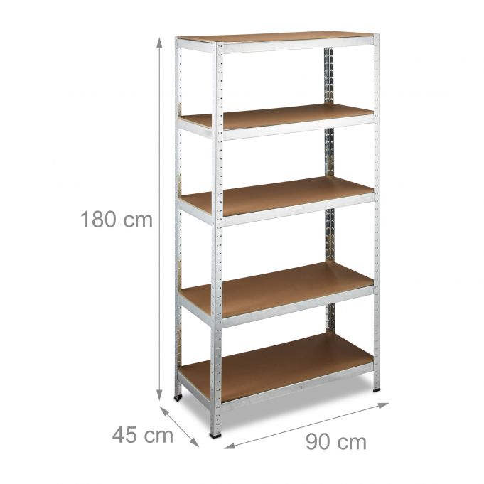 Utility Shelf for up to 1325 kg4