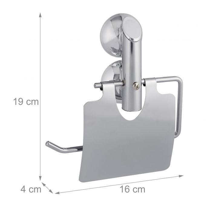 Toilettenpapierhalter Saugnapf KNUTSCHI2