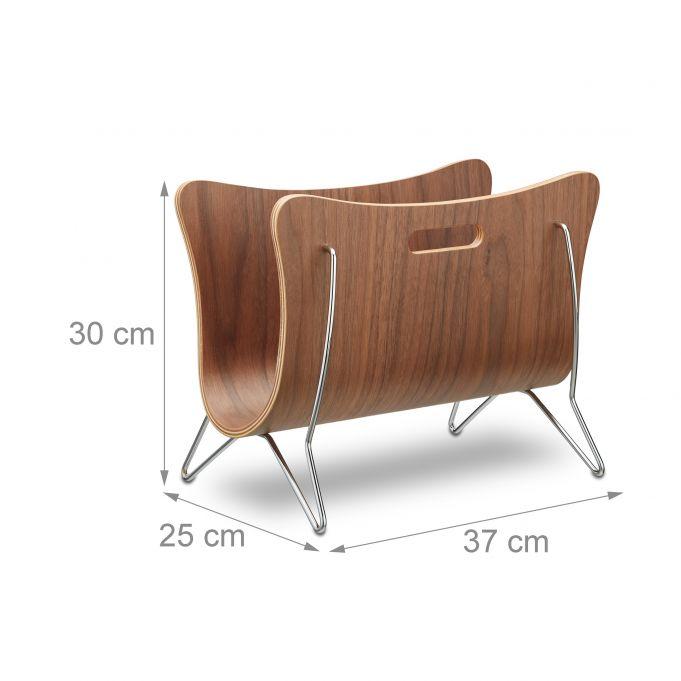 Revistero de madera curvado4