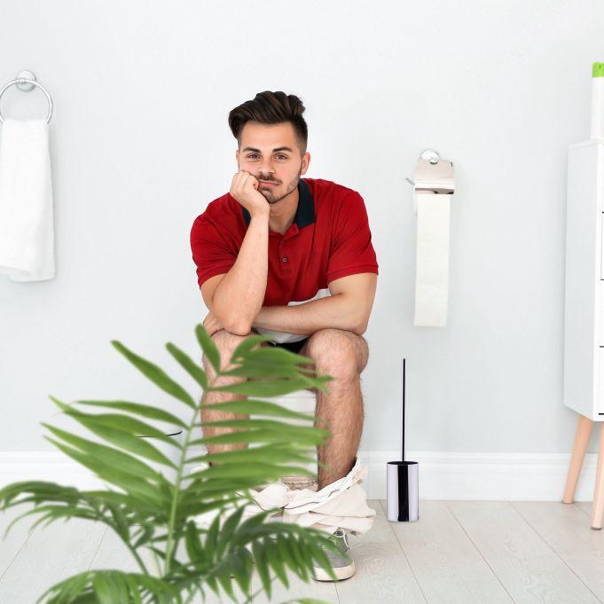 Escobilla de baño con soporte pared3