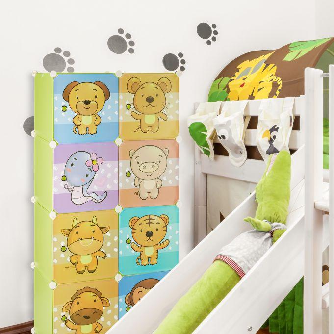 Szafa garderoba modułowa dla dziecka2
