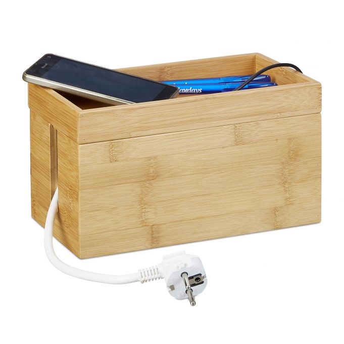 Bamboo Cable Box2