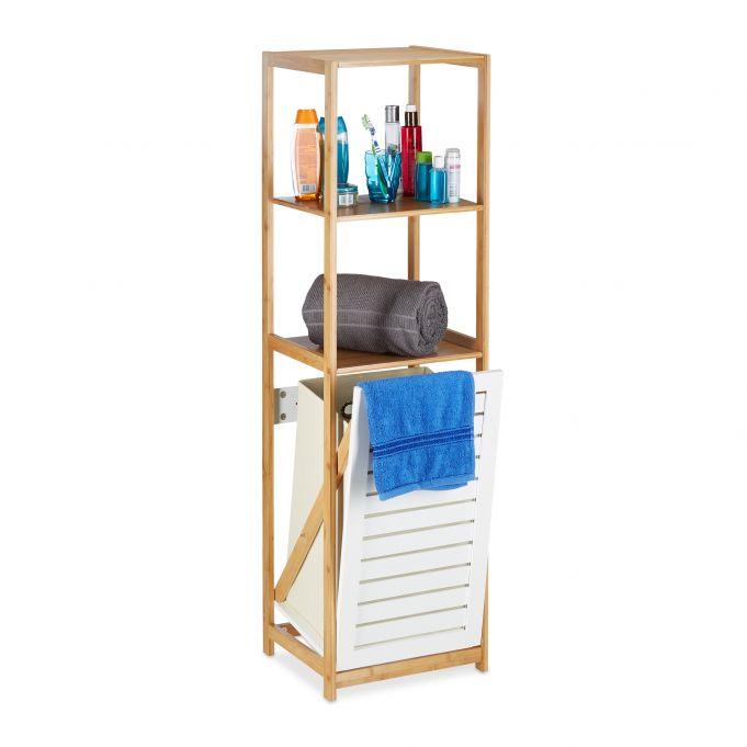 Badezimmerregal aus Bambus online bestellen