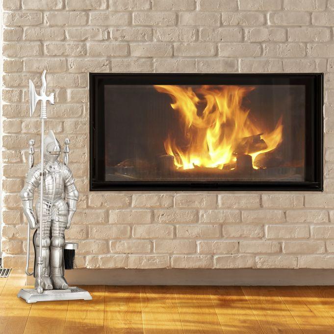 4-Piece Fireplace Companion Knight2