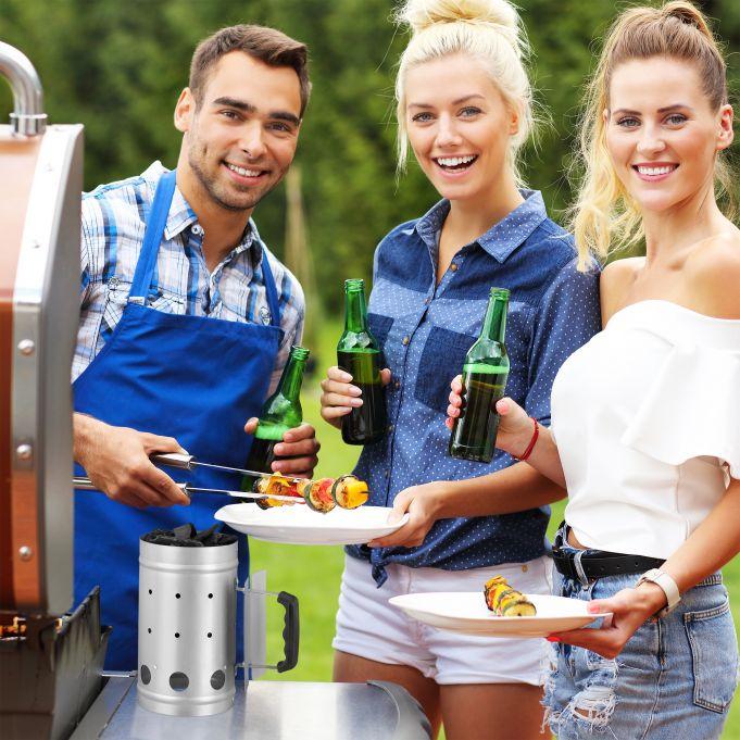 Ciminiera accensione barbecue3