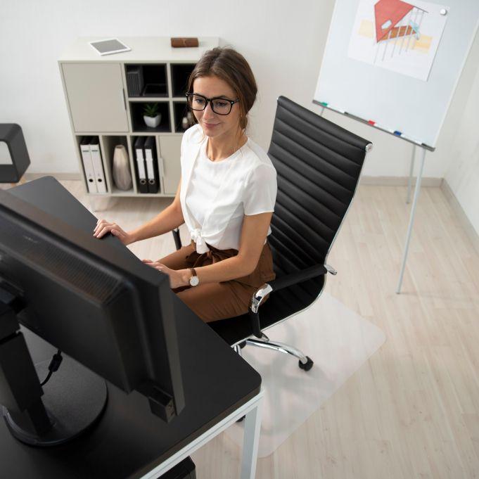 tapis de chaise de bureau 3 tailles